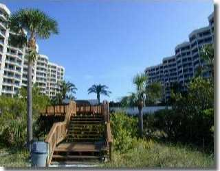 Condos at the Promenade on Longboat Key