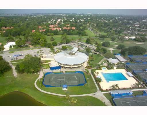 Country Club of Sarasota Aerial View