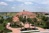 Sarasota Golf Course Home
