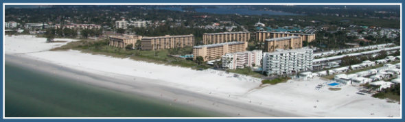 Siesta Key Beach Condos