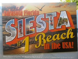 Siesta Key Best Beach